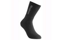 Woolpower Socks Logo 400 black